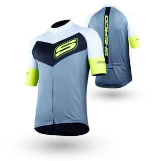 JERSEY ROAD BIKE SUMMER SHERCO vel.S-3XL